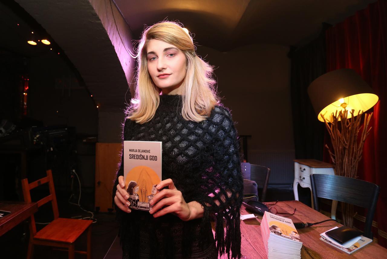 2018: Marija Dejanović