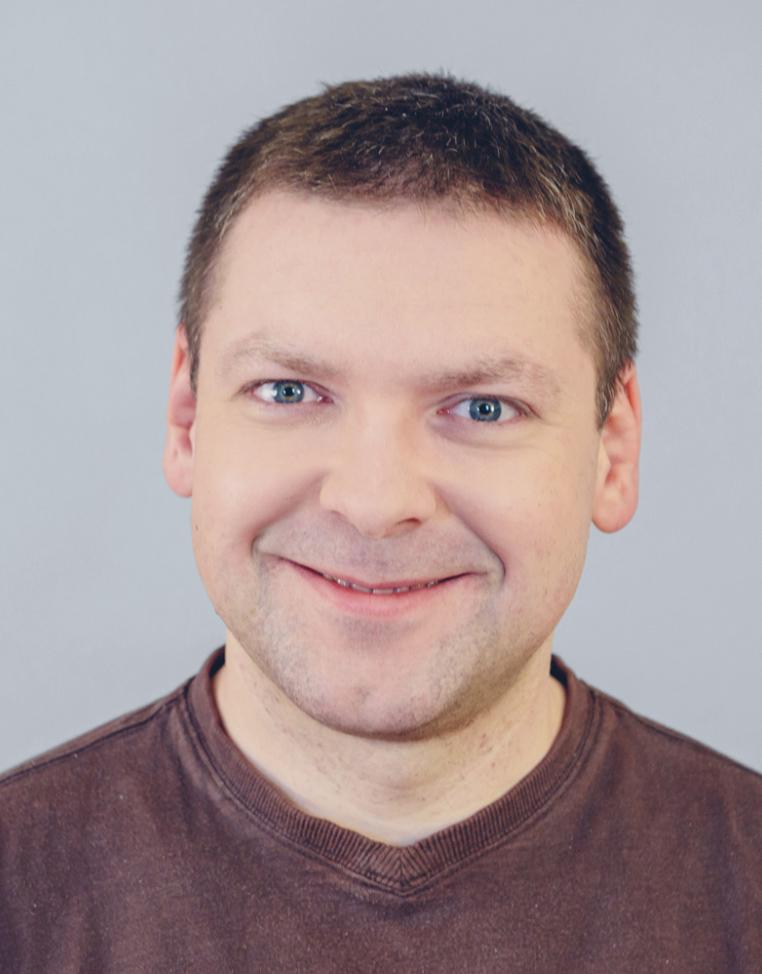 Goran Hlebec, voditelj tamburaškog orkestra
