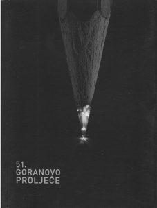51 Goranovo proljece, katalog